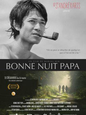 Jaquette dvd Bonne Nuit Papa