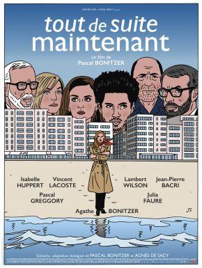 DVD Tout De Suite Maintenant