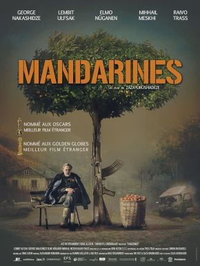 DVD Mandarines