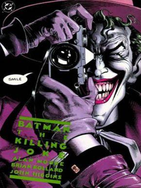 sortie dvd  Batman : The Killing Joke