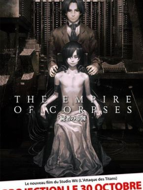 DVD The Empire Of Corpses