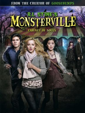 DVD R.L. Stine's Monsterville: The Cabinet Of Souls