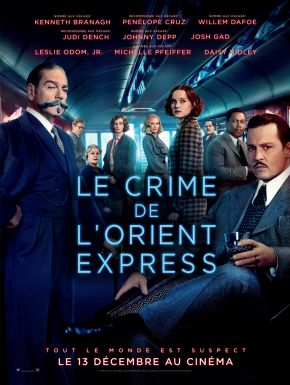 sortie dvd  Le Crime De L'Orient-Express