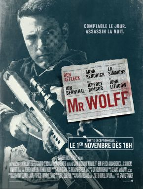 Jaquette dvd Mr Wolff
