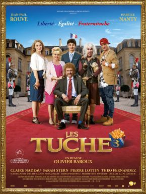 DVD Les Tuche 3 à l'Elysée