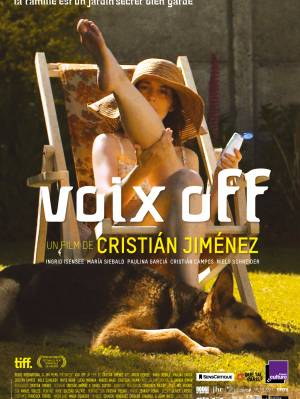 sortie dvd  Voix Off