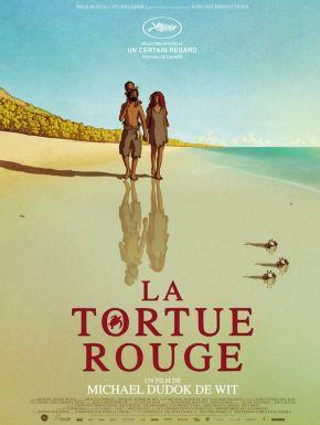 Jaquette dvd La Tortue Rouge
