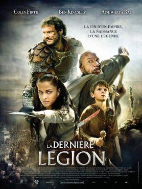 Jaquette dvd La Dernière Légion