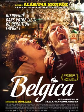 Belgica DVD et Blu-Ray