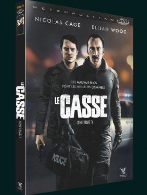 sortie dvd  Le Casse