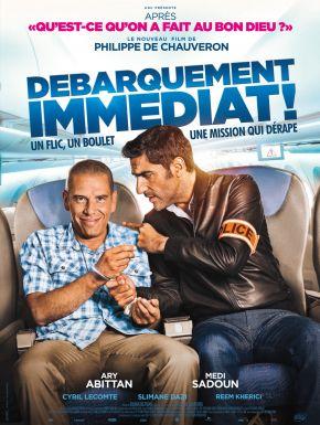 DVD Débarquement Immédiat!