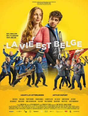 Jaquette dvd La Vie Est Belge