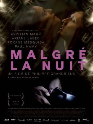 Jaquette dvd Malgré La Nuit