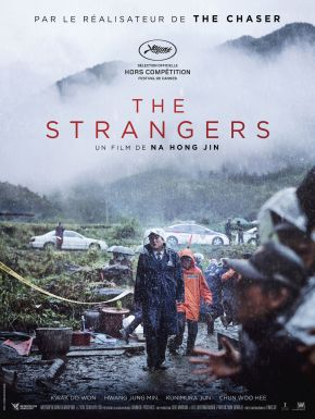 Jaquette dvd The Strangers