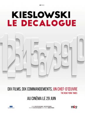 Le Décalogue DVD et Blu-Ray