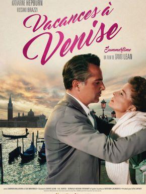 Vacances à Venise DVD et Blu-Ray