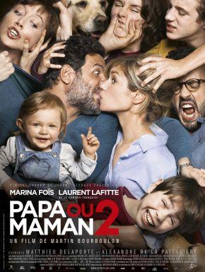 DVD Papa Ou Maman 2