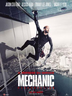 Jaquette dvd Mechanic - Resurrection