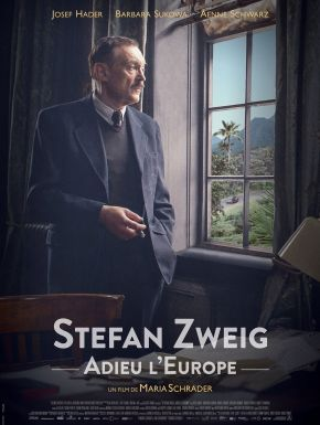 Jaquette dvd Stefan Zweig, Adieu L'Europe