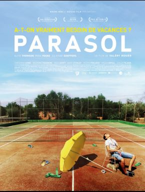 Parasol DVD et Blu-Ray