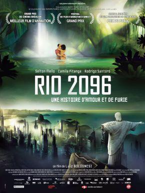 Jaquette dvd Rio 2096 : Une histoire d'amour et de furie