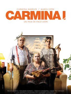 Jaquette dvd Carmina !