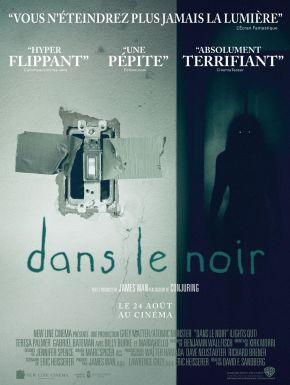 Dans Le Noir DVD et Blu-Ray