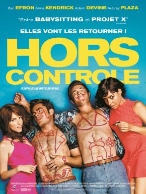 DVD Hors Controle