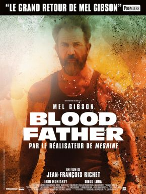 Jaquette dvd Blood Father