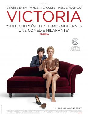 Jaquette dvd Victoria
