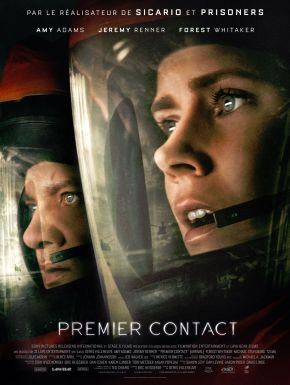 Premier Contact en DVD et Blu-Ray