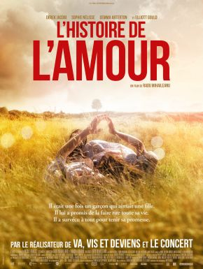 DVD L'Histoire De L'Amour
