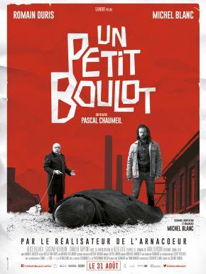 Jaquette dvd Un Petit Boulot