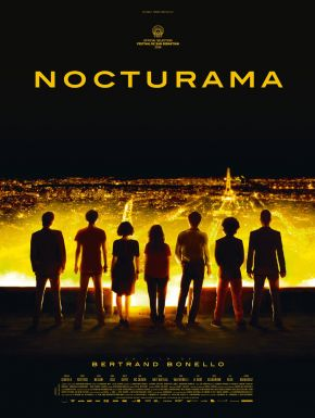 Jaquette dvd Nocturama