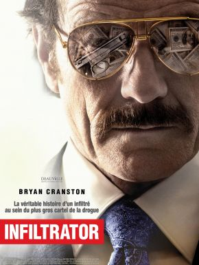 Infiltrator DVD et Blu-Ray