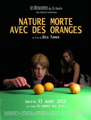 Nature Morte Avec Des Oranges