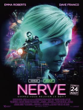 Jaquette dvd Nerve