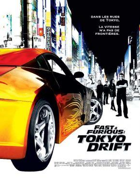 DVD Fast And Furious Tokyo Drift