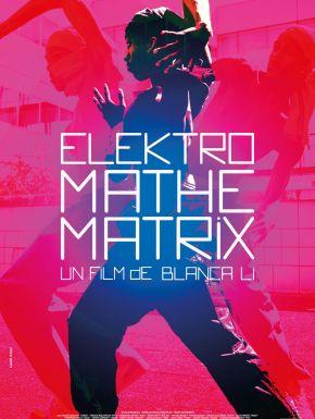 Jaquette dvd Elektro Mathematrix