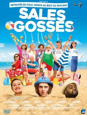 Jaquette dvd Sales Gosses