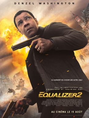 DVD The Equalizer 2