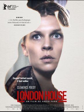 Sortie DVD London House