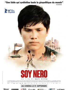 Sortie DVD Soy Nero