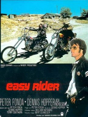 Jaquette dvd Easy Rider