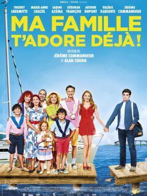 Jaquette dvd Ma Famille T'adore Déjà