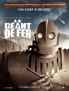 Le Géant De Fer DVD et Blu-Ray