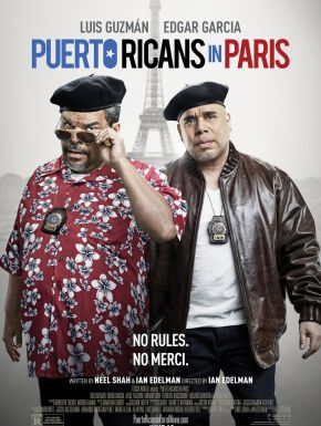 DVD Des Porto Ricains à Paris