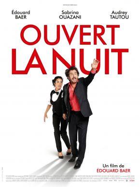Sortie DVD Ouvert La Nuit