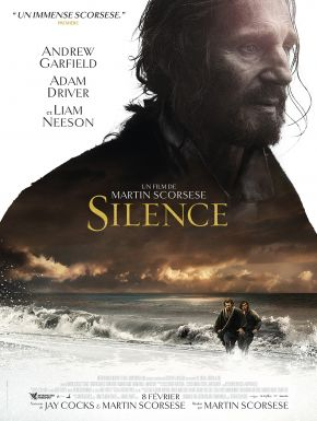 Jaquette dvd Silence