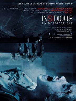 Insidious : la dernière clé DVD et Blu-Ray